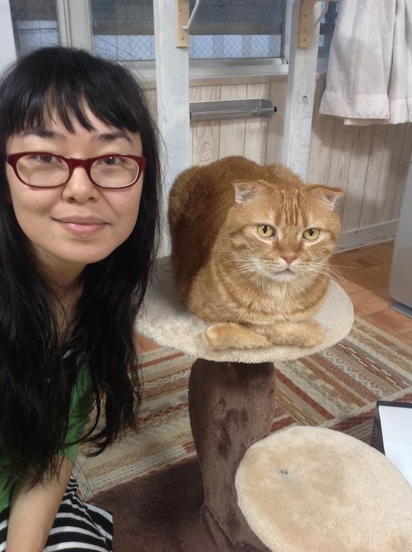 Yuzu and me