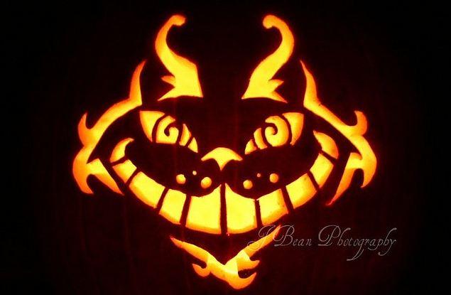 21 incredible cat pumpkin carvings catster Cat pumpkin carving patterns