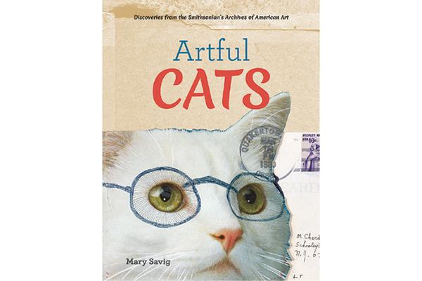 Artful Cats by Mary Savig.