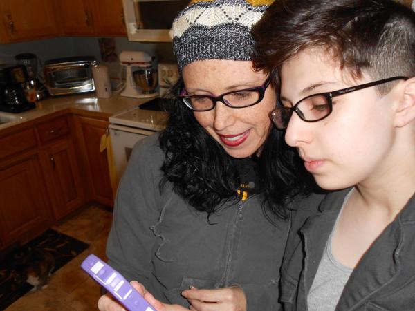 Angie & Katie