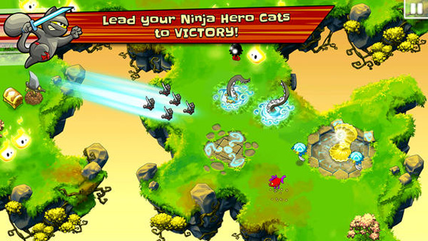Ninja Cat Heros
