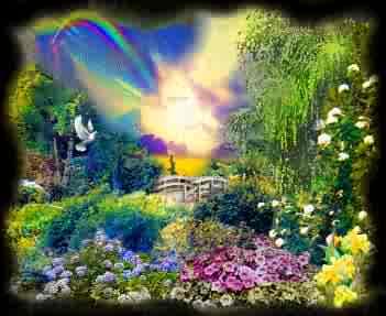 What Does the Rainbow Bridge Look Like?