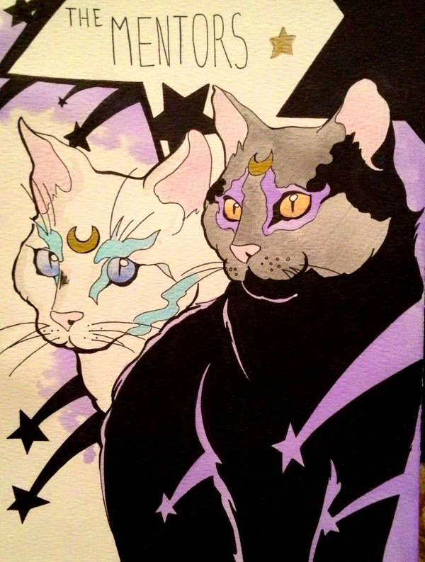 Sailor Moon Is Back So Are Anime Cats Luna And Artemis