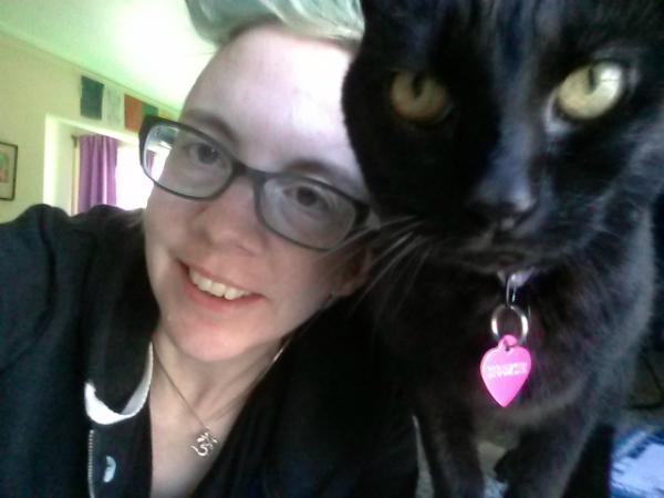 Would You Dump Your Black Cat for Not Looking Good in Selfies?