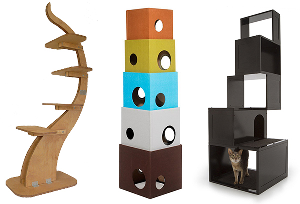 Genial Banish The Ugly Beige Carpet: Check Out These Cool Cat Trees   Catster