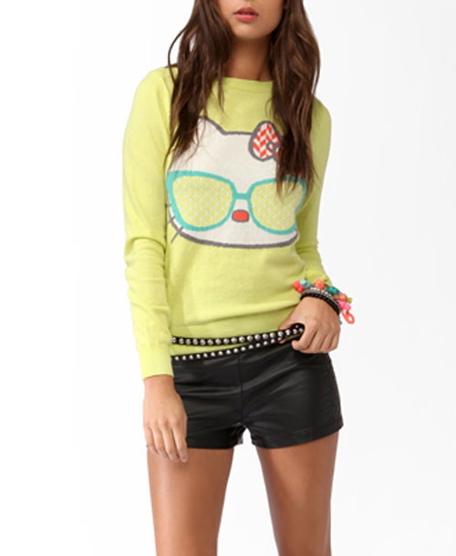 Forever 21 And Sanrio Team Up For Hello Kitty Forever