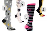 Stylish Cat Socks to Keep Your Feet Toasty This Winter