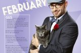 I Talk with a Calendar Model About Cats, Men, Clothing, Stereotypes, and Rescue