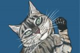 Win a Stunning Custom Cat Portrait by Manda Wolfe
