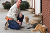 Good Luck Getting a Cat Sitter: Who Feeds Your Feral Colony When You're on Vacation?