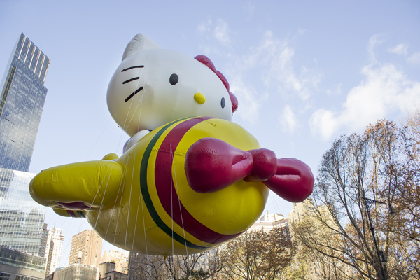 Hello Kitty Is Not a Cat; Can We Live in Such a World?