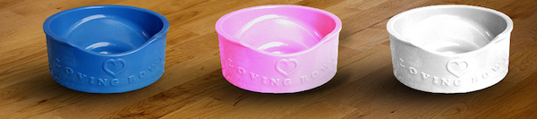 Win The Loving Bowl and Make Mealtime More Pleasant