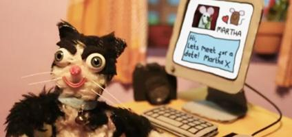 On The Internet No One Knows You Re Peter The Cat Catster
