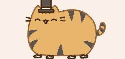 play dress up with pusheen the tubby internet tabby catster