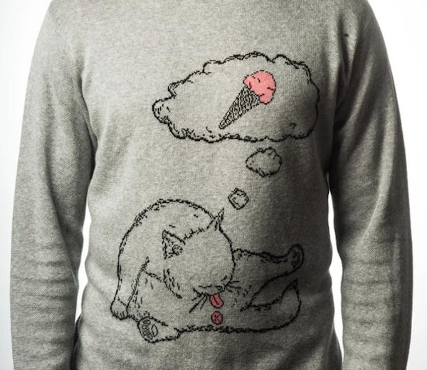 CatUglySweaterKickstarter