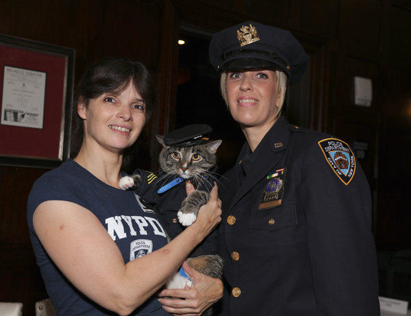 algonquin-police-cat-and-woman