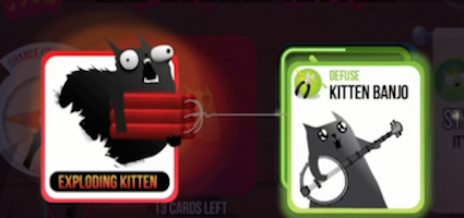 You Can Now Play Exploding Kittens On Your Iphone Catster