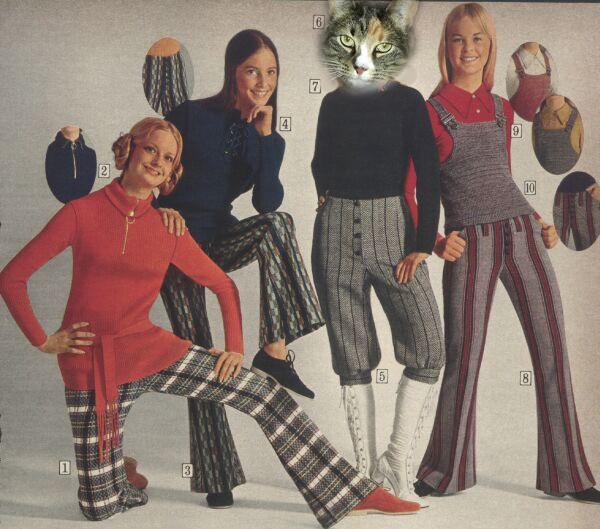 """""""Fashion forward Phoebe."""""""