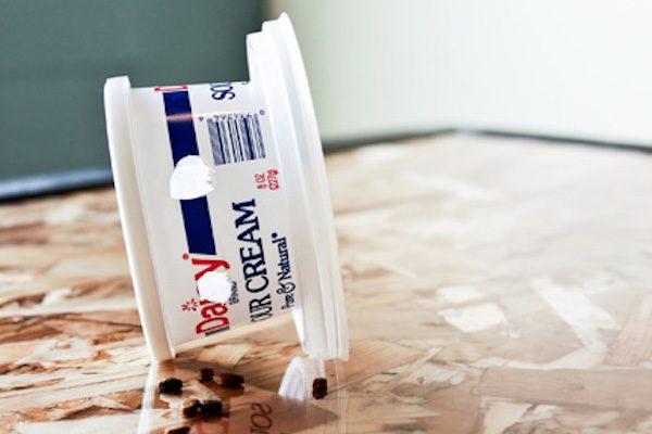 Behold, a DIY puzzle feeder. Photo via purinaone.com.