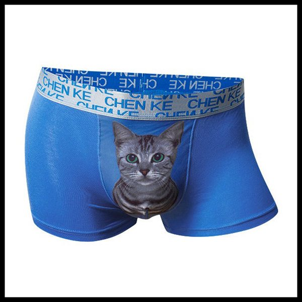 underwear blue mens