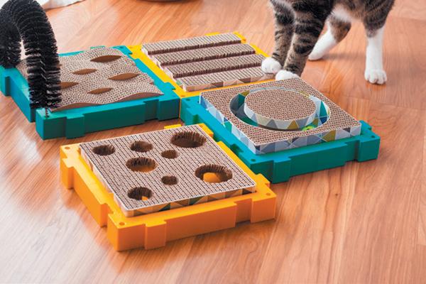 Puzzle Scratchers.