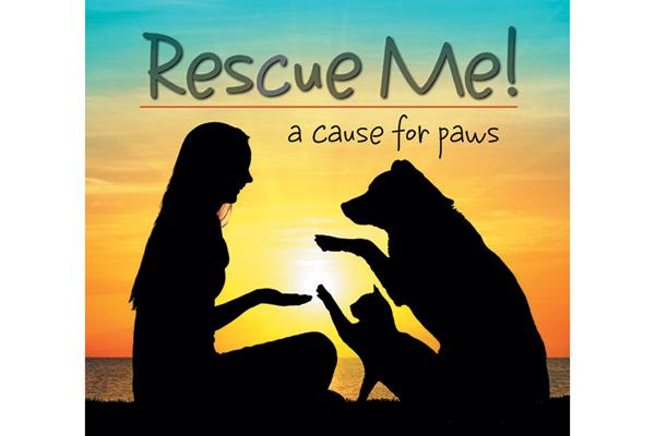 <em>Rescue Me! A Cause for Paws </em> music album.