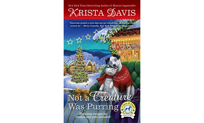 Not a Creature Was Purring by Krista Davis.
