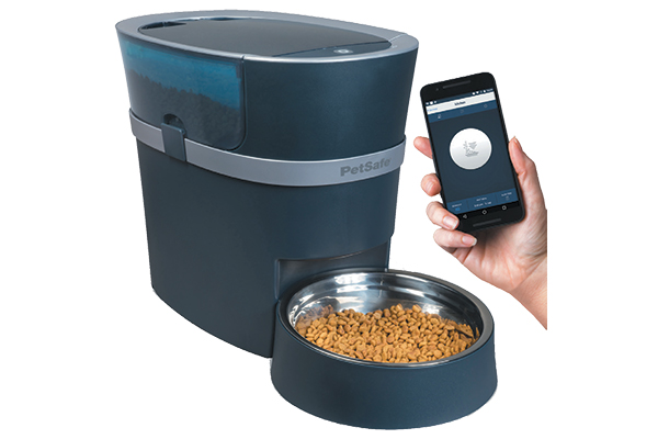 Automatic Pet Feeder.