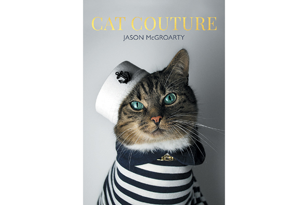 Cat Couture book.