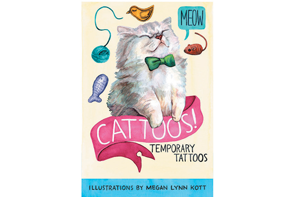 Cattoos book.