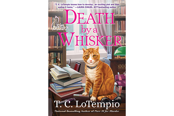 Death by a Whisker book.
