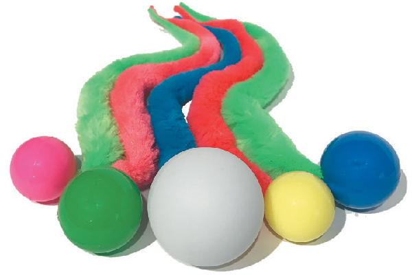 Wiggly Balls.