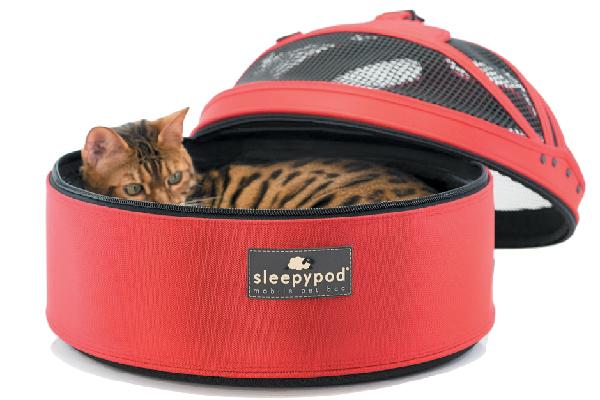 Sleepypod Mobile Pet Bed.