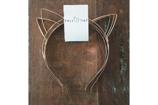 Cat Ear Headbands.