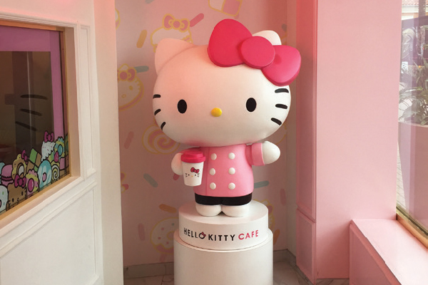 Hello Kitty Grand Café
