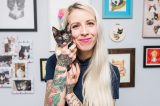 Hannah Shaw, Kitten Lady, co-founded the nonprofit The Orphan Kitten Club.