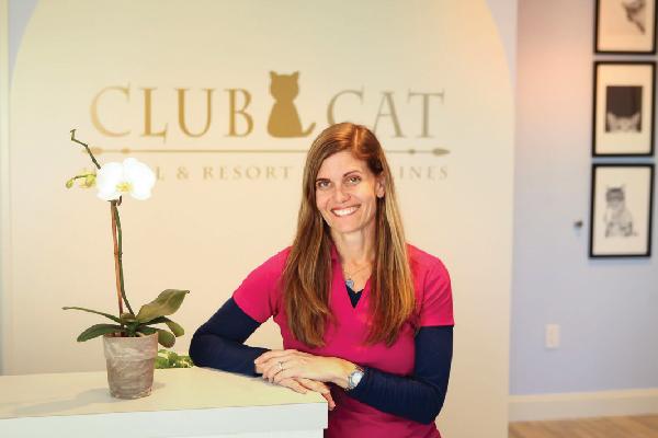 Club Cat cat hotel.