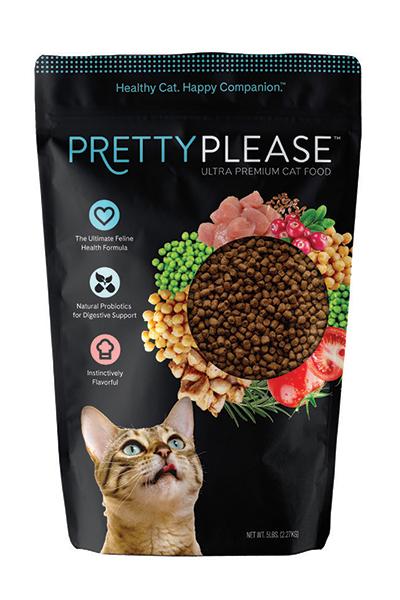 PrettyPlease Cat Food
