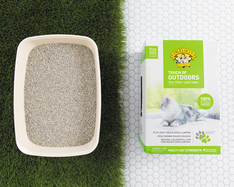 Eco-Friendly Cat Litter