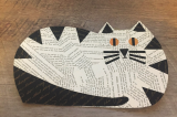 Make These Cool Cat Collages While You're Stuck at Home